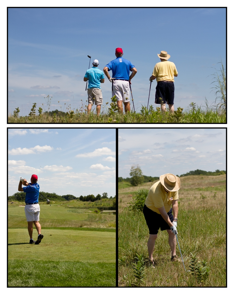 Golf_collage